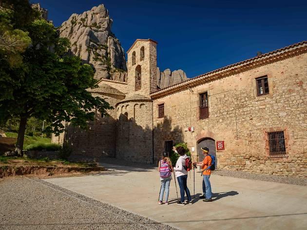 Església de Santa Cecília de Montserrat