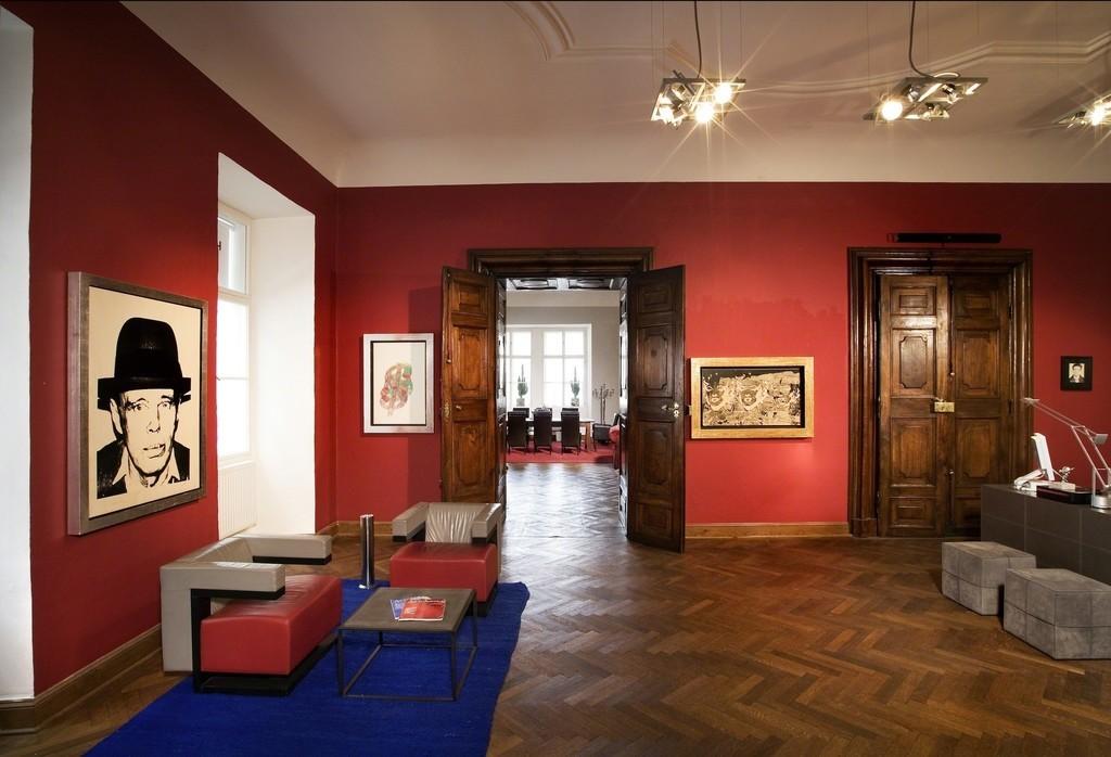 Rufolf Budja Gallery, Salzburg