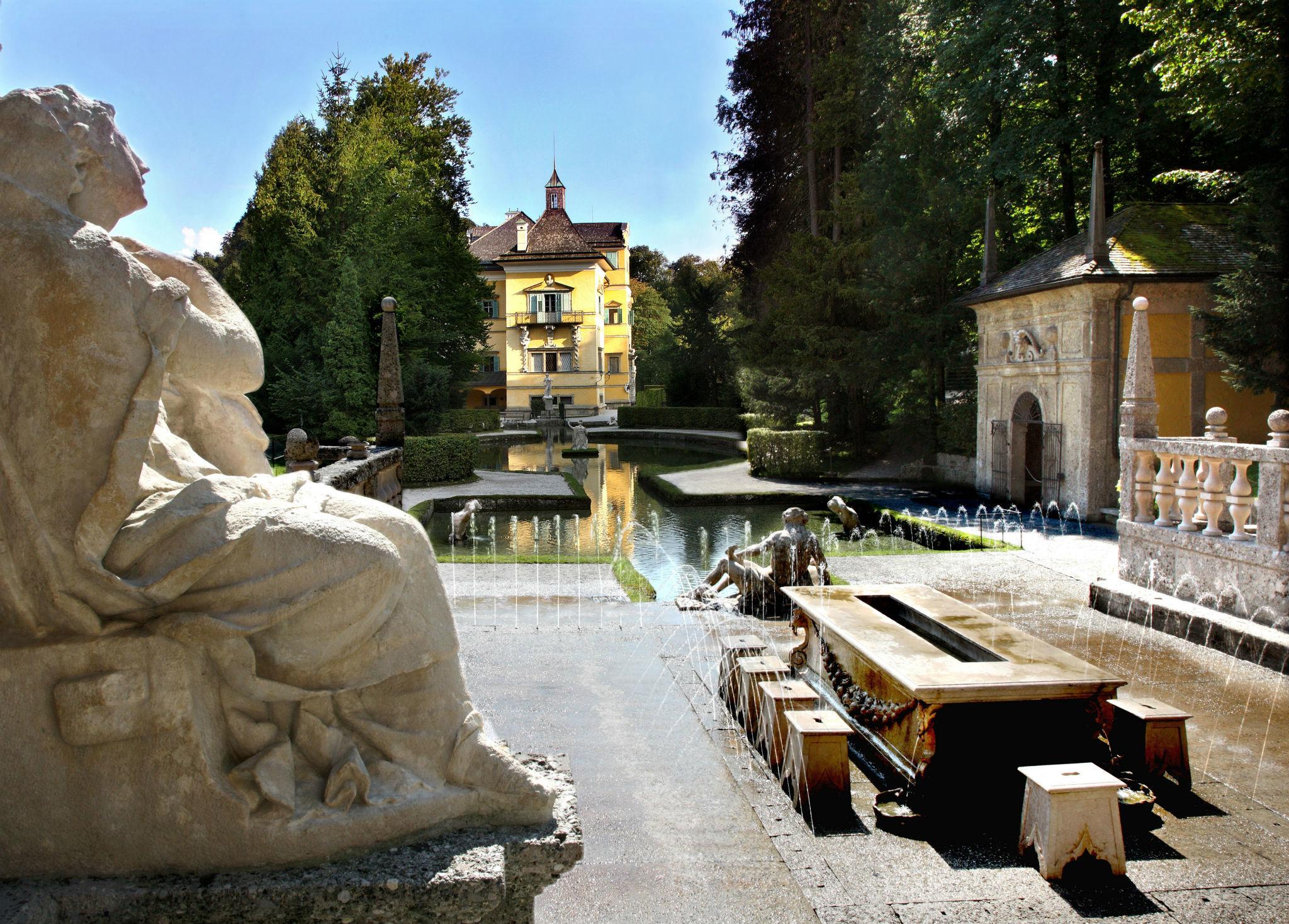 Hellbrunn Palace, Salzburg