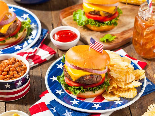 Restaurants In Tel Aviv For American Food