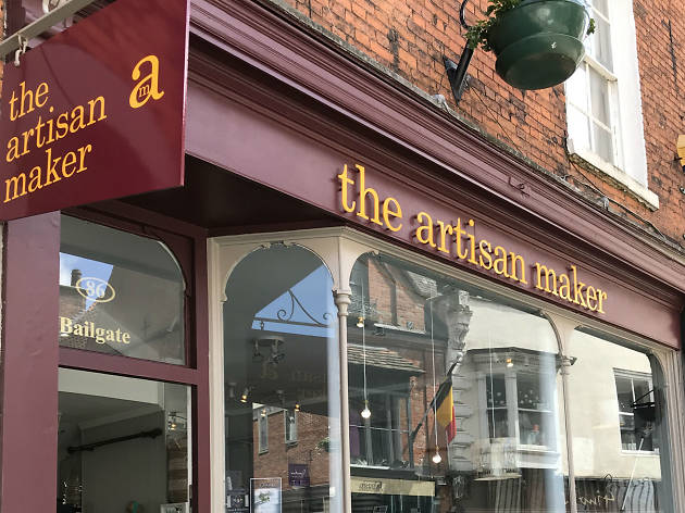 The Artisan Maker