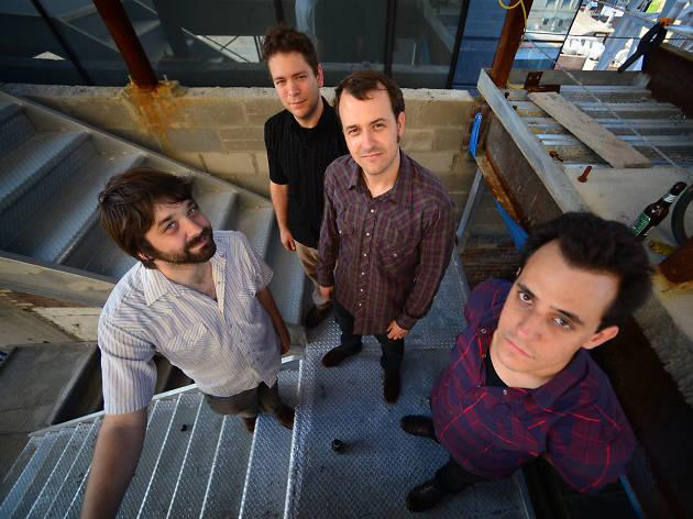 Dither Guitar Quartet