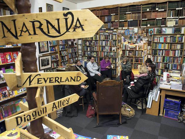 Charlie Byre's Bookshop, Galway
