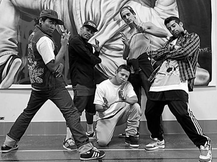 Unik Breakers Crew + Boogie Up