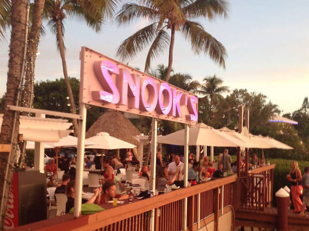 Snook's Bayside Restaurant