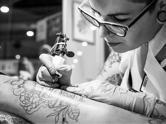 Australian Tattoo Expo Brisbane