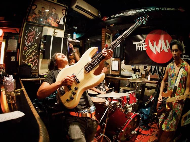 Best places for live music in Hong Kong