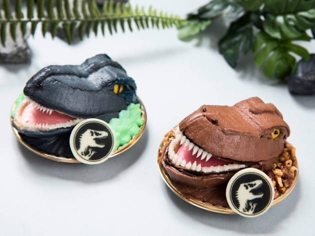 Jurassic World Café
