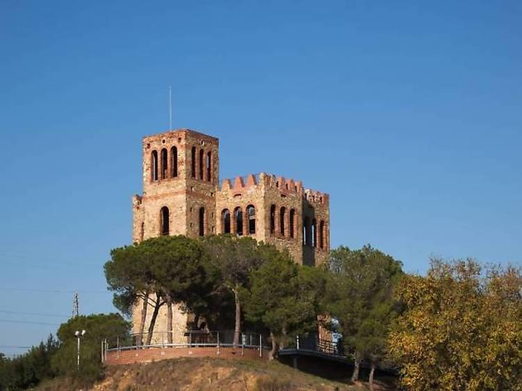 Bones vistes des del  Castell de Torre Baró