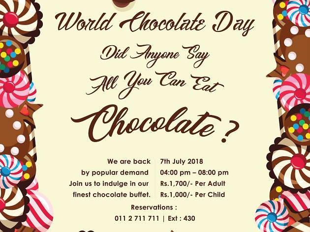 MLH - Chocolate Day