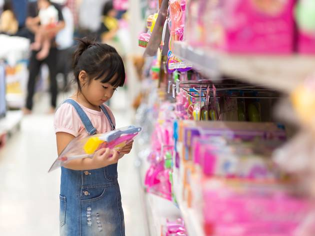 Hong Kong's best kids' shops