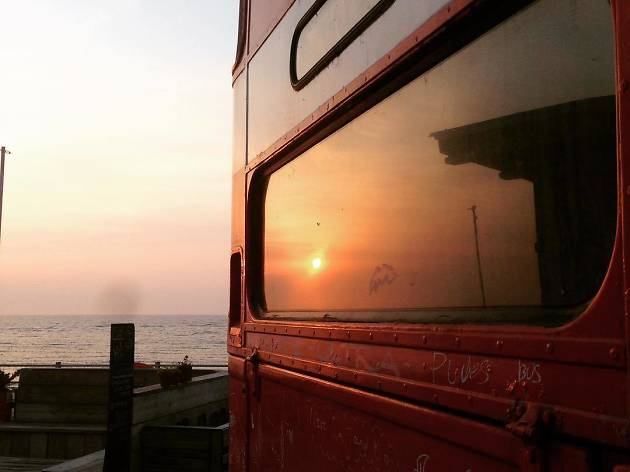 The Bus Cafe, Margate
