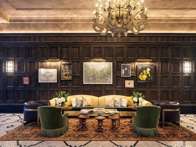 Best hotels NYC The Beekman