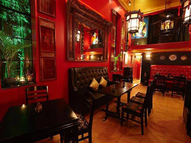 Miss Wong Cocktail Bar