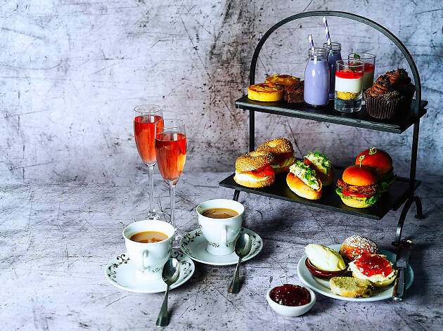 8 awesome places to take afternoon tea