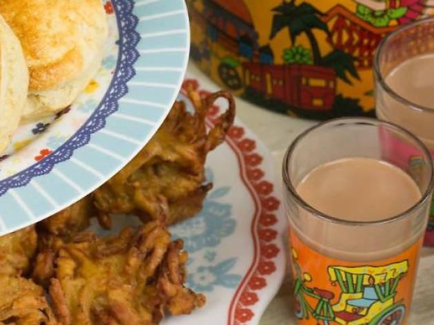 Zindiya afternoon tea