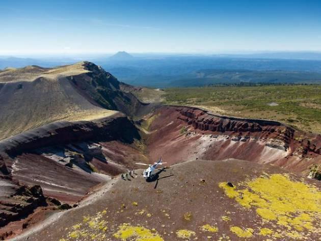 Mount Tarawera, Rotorua