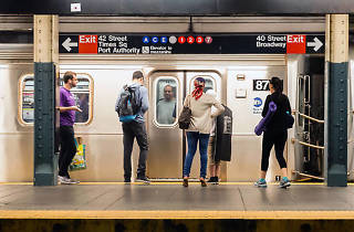 The MTA just released a new app that could save you from a hellish subway delay