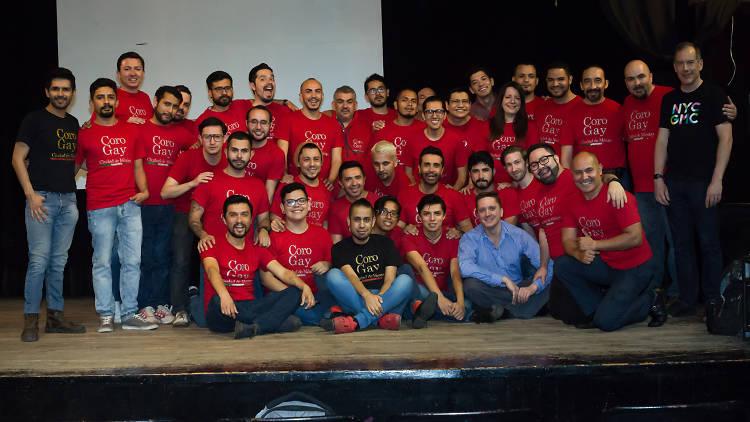 Coro Gay Ciudad de México
