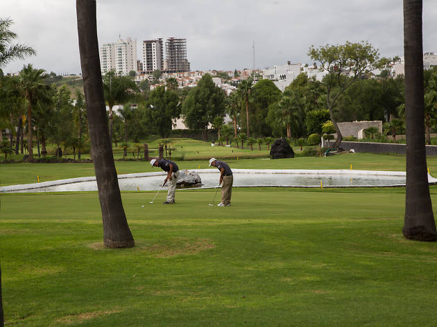 Club de golf Juriquilla