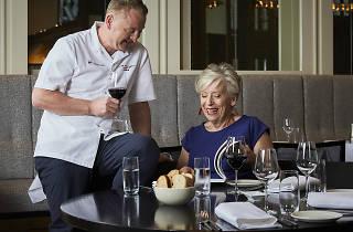 Luke Mangan and Maggie Beer winter menu at the Hilton