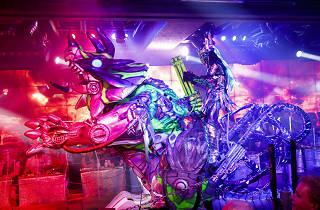 Robot Restaurant - Tokyo Dragon