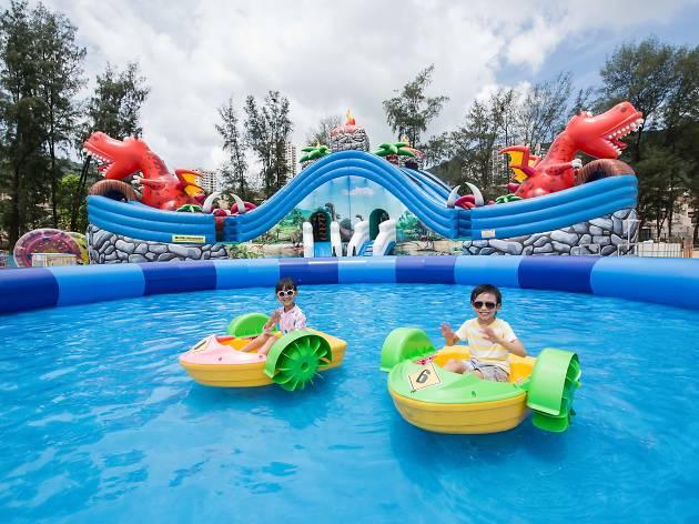 Funtastic Summer at Discovery Bay 2018