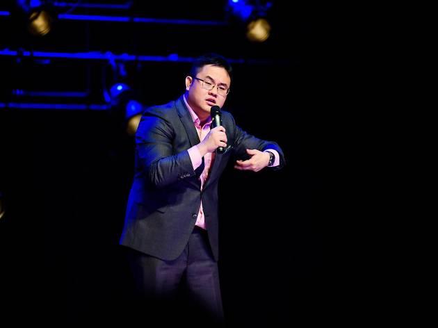 Ambitious Dr Jason Leong