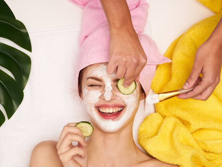 The best express beauty treatments in Hong Kong