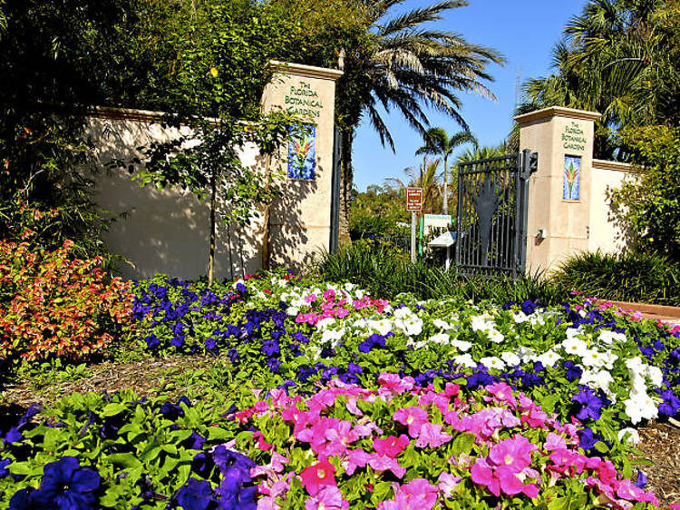 The Florida Botanical Gardens