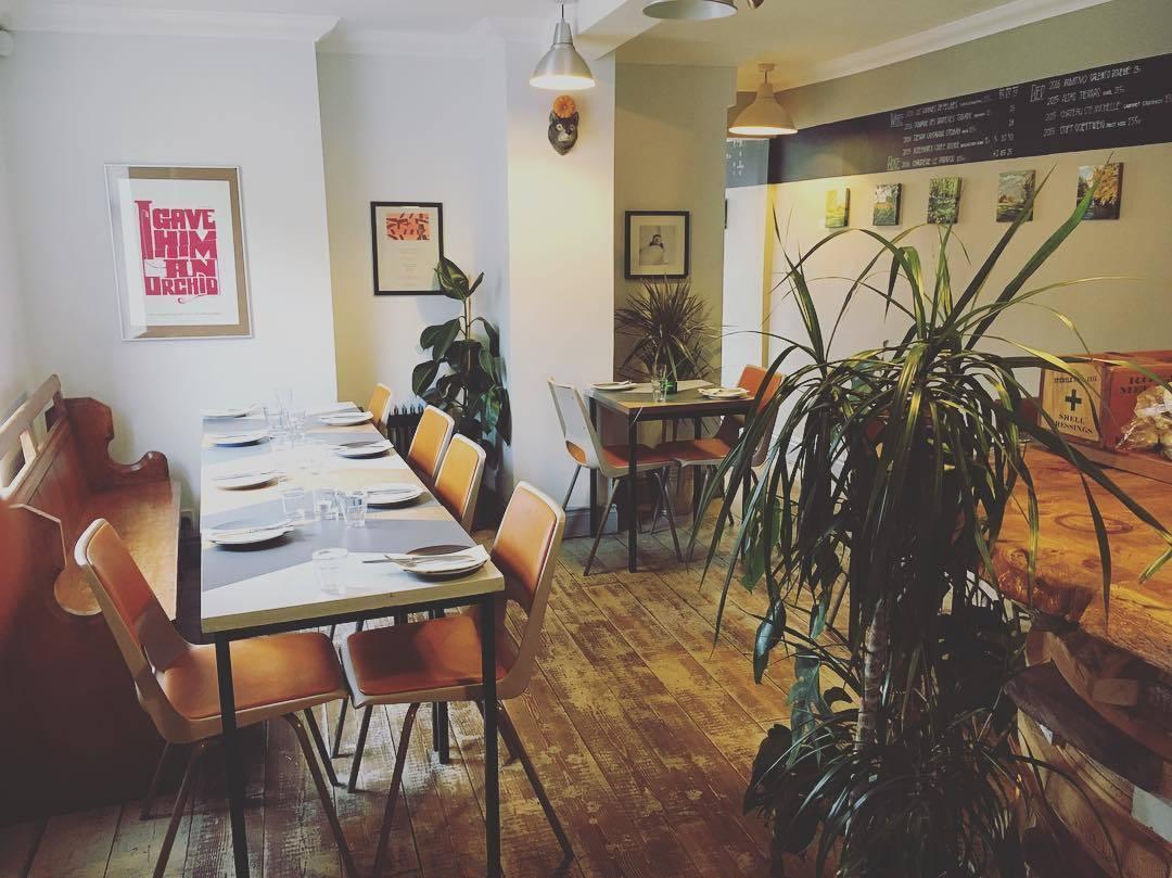 Woolf & Social restaurant, Norwich