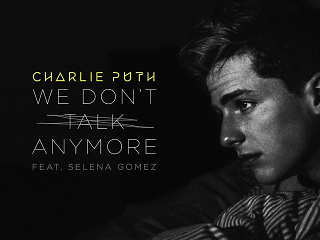 Charlie Puth We Don't Talk Anymore