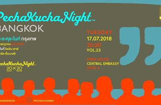 PechaKucha Bangkok