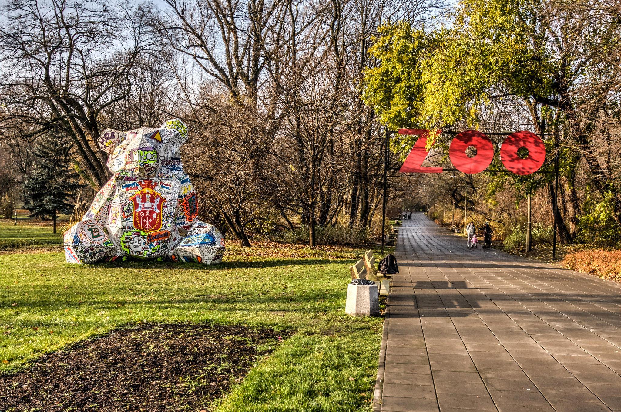 Park Praski, Warsaw