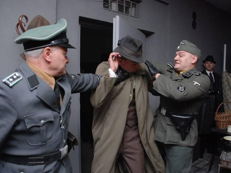 Gestapo HQ (Mausoleum of Struggle and Martyrdom)