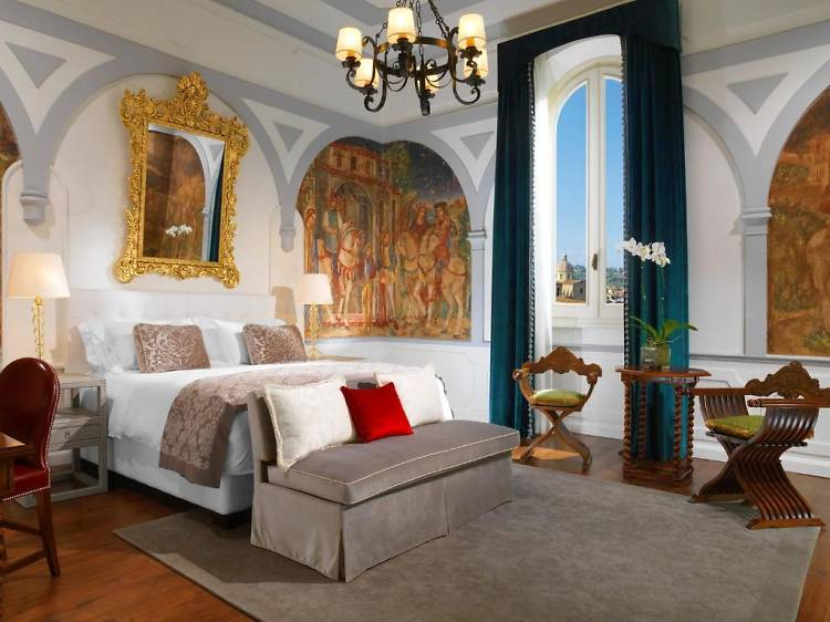 The 11 best hotels in Florence