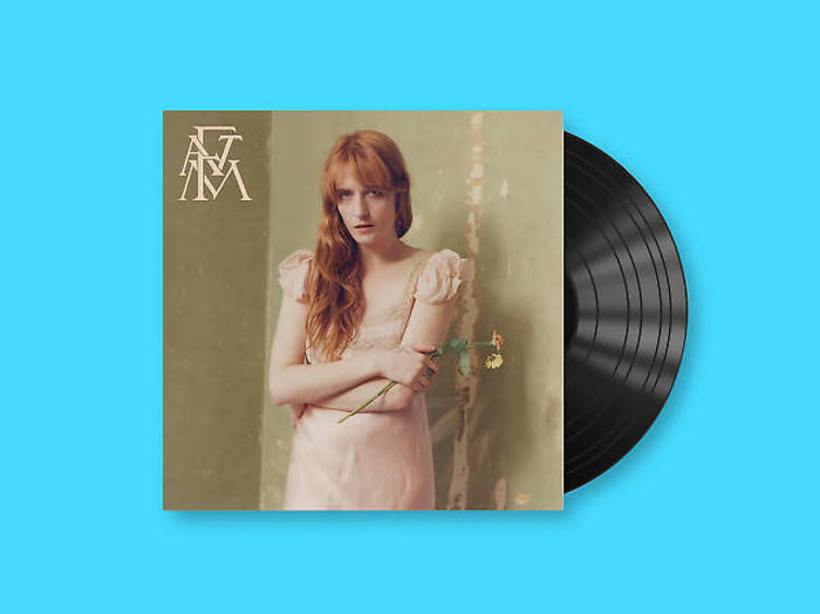 High As Hope, Florence + The Machine