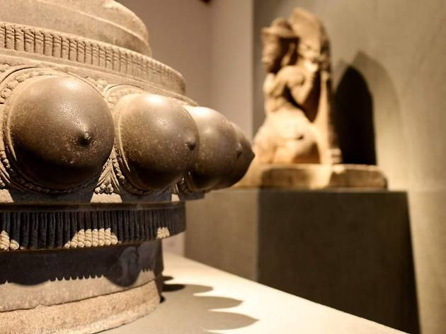 Cham Sculpture Museum, Da Nang