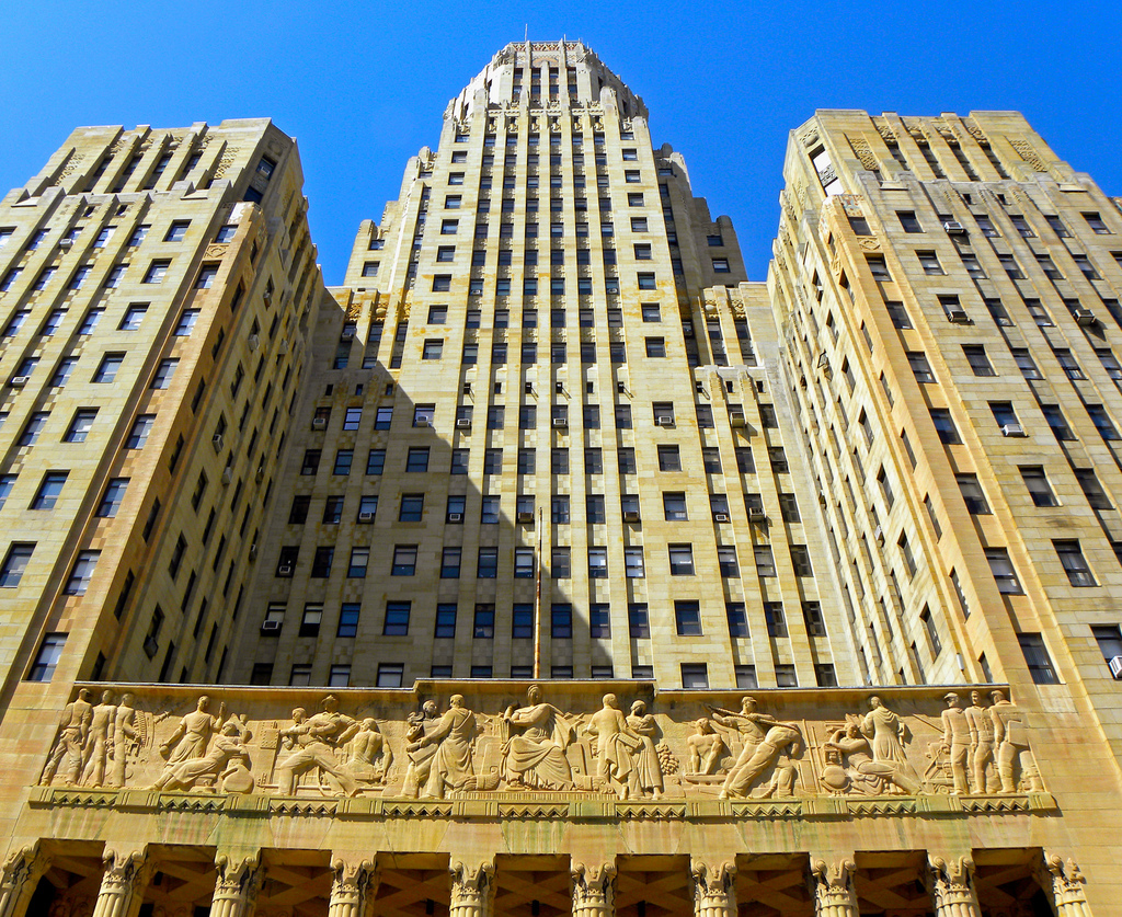City Hall, Buffalo