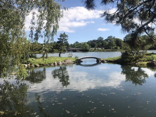 Olmsted's Delaware Park