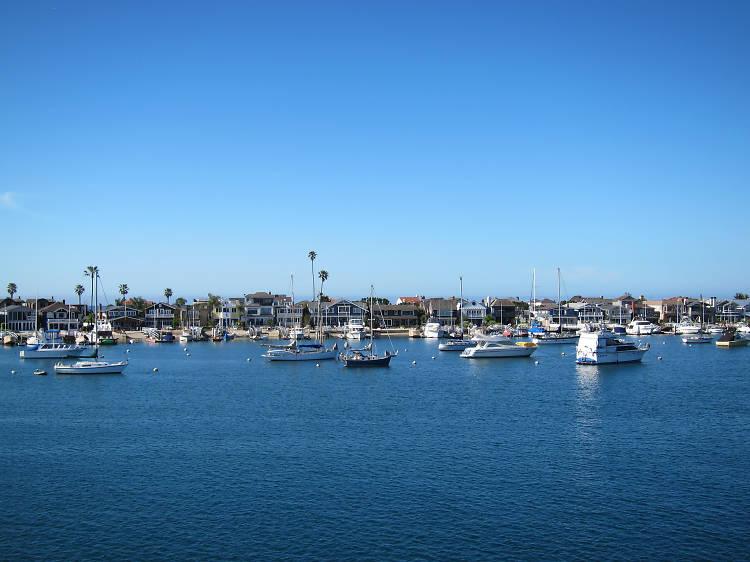 Duffy of Newport Beach
