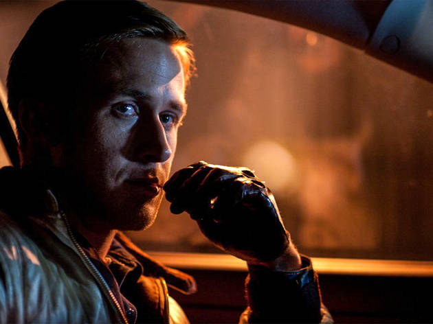 Film still of Ryan Gosling in Drive (2011)