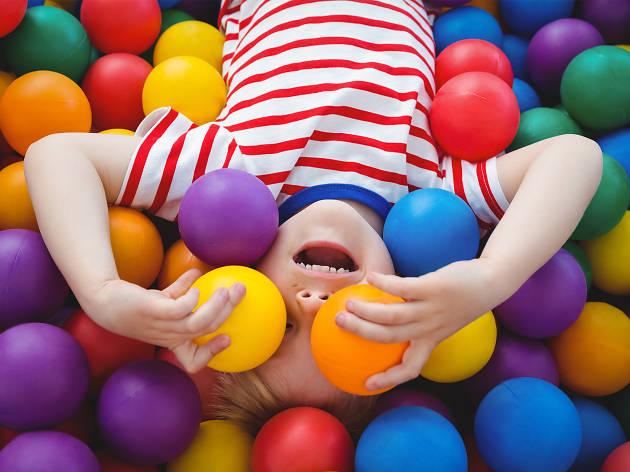25 actividades de verano para niños en la CDMX