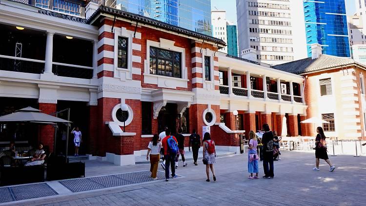 Tai Kwun main central block