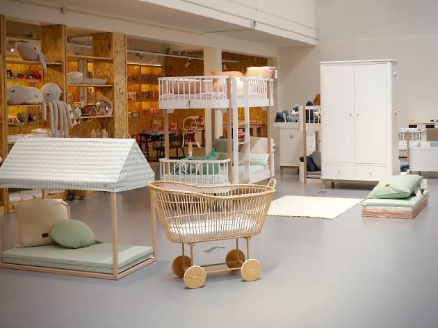 As melhores lojas para crianças em Lisboa