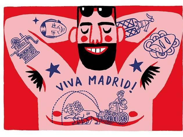 ¡Viva Madrid!