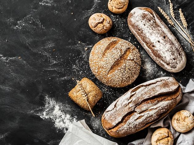 Hong Kong's best bread bakeries