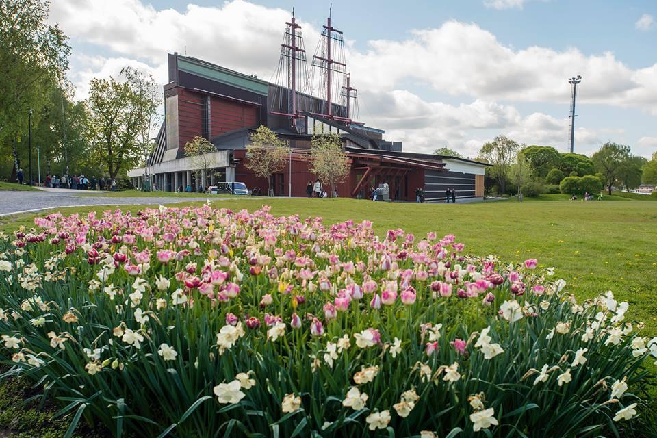 Vasamuseet/The Vasa Museum