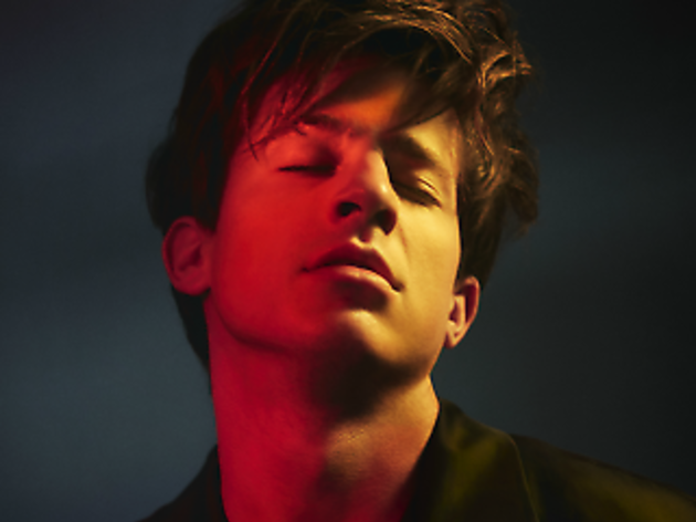 Voicenotes album cover Charlie Puth