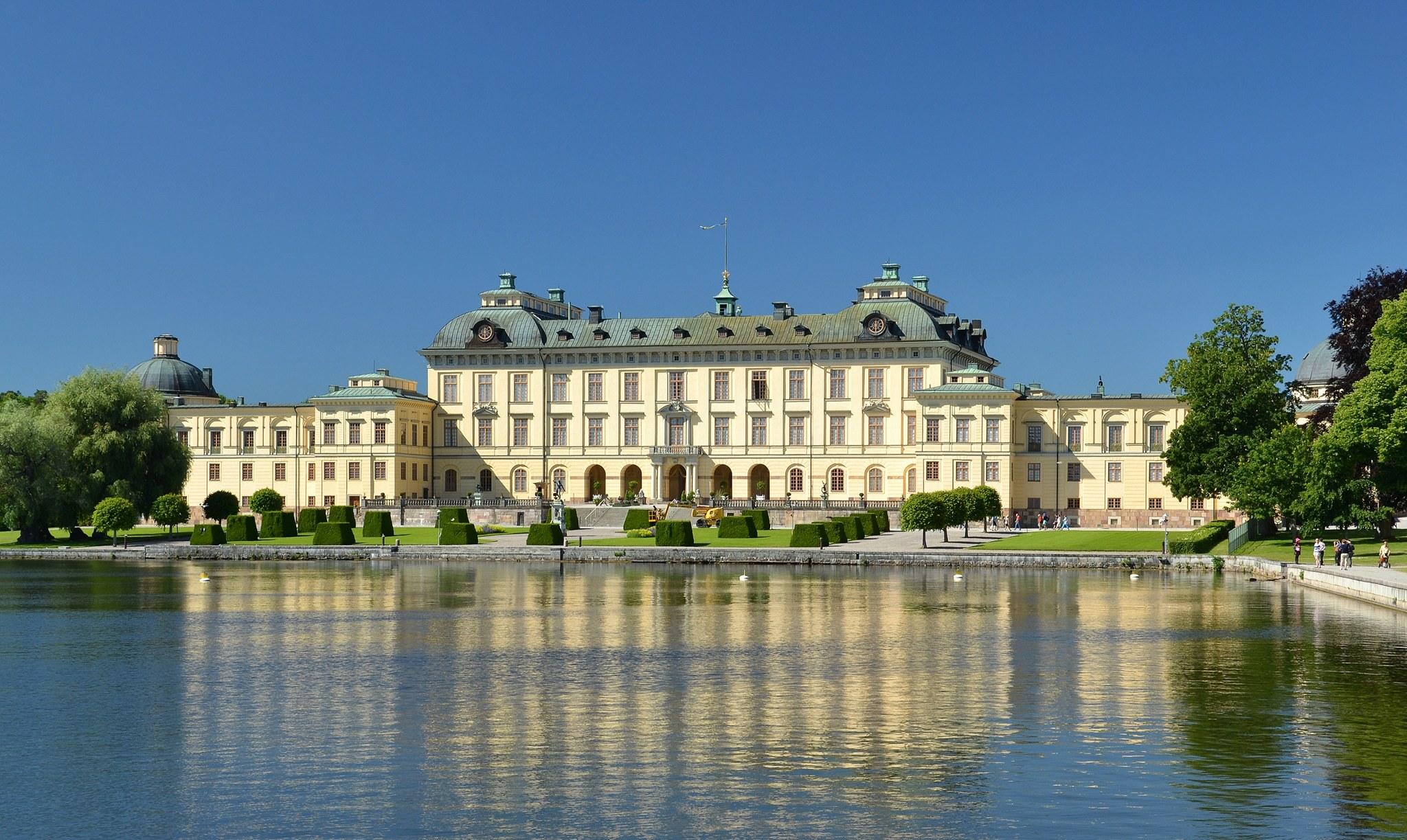 Drottningholm Stott, Stockholm